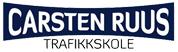 Carsten Ruus Trafikkskole Logo